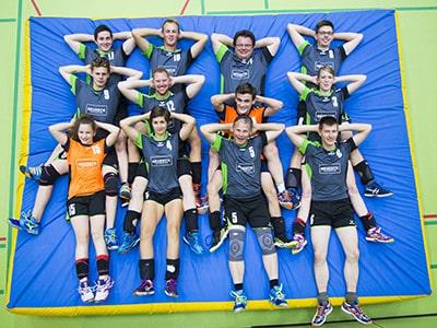 Neudeck - Soziales Engagement im Volleyball Verein