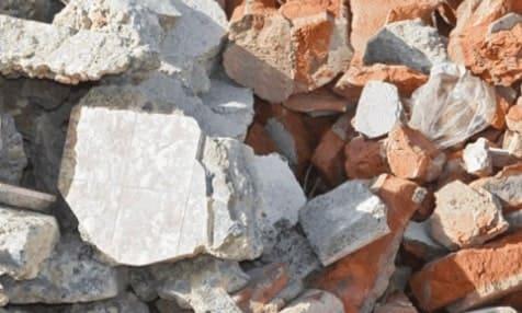 Bauschutt (recyclingfähig) - Neudeck Entsorgungsfachbetrieb