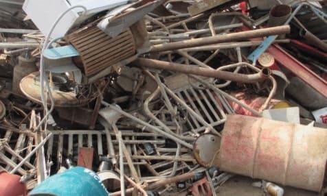 Eisenschrott und Mischschrott - Neudeck Entsorgungsfachbetrieb