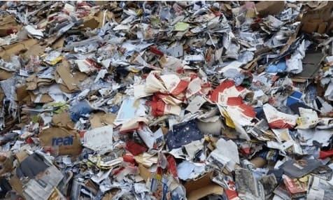 Mischpapier - Neudeck Entsorgungsfachbetrieb