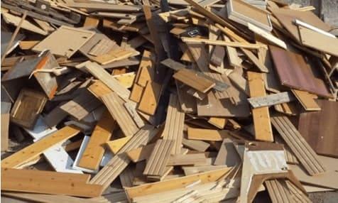 Möbel Innenholz - Neudeck-Entsorgungsfachbetrieb